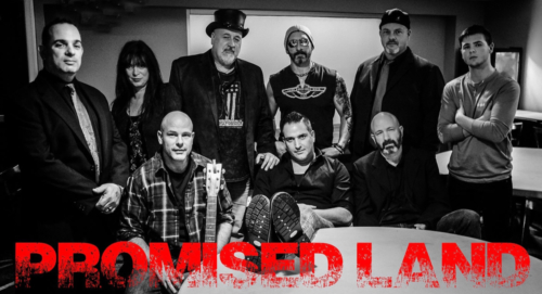 PROMISED LAND<BR>LIVE VIDEO<BR><BR>SATURDAY, MAY 30TH, 2020<BR><BR>STARTS AT 8 PM EDT